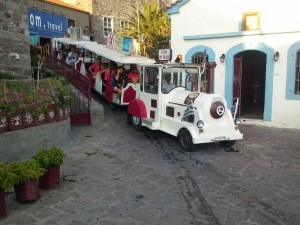 Village Train Molyvos
